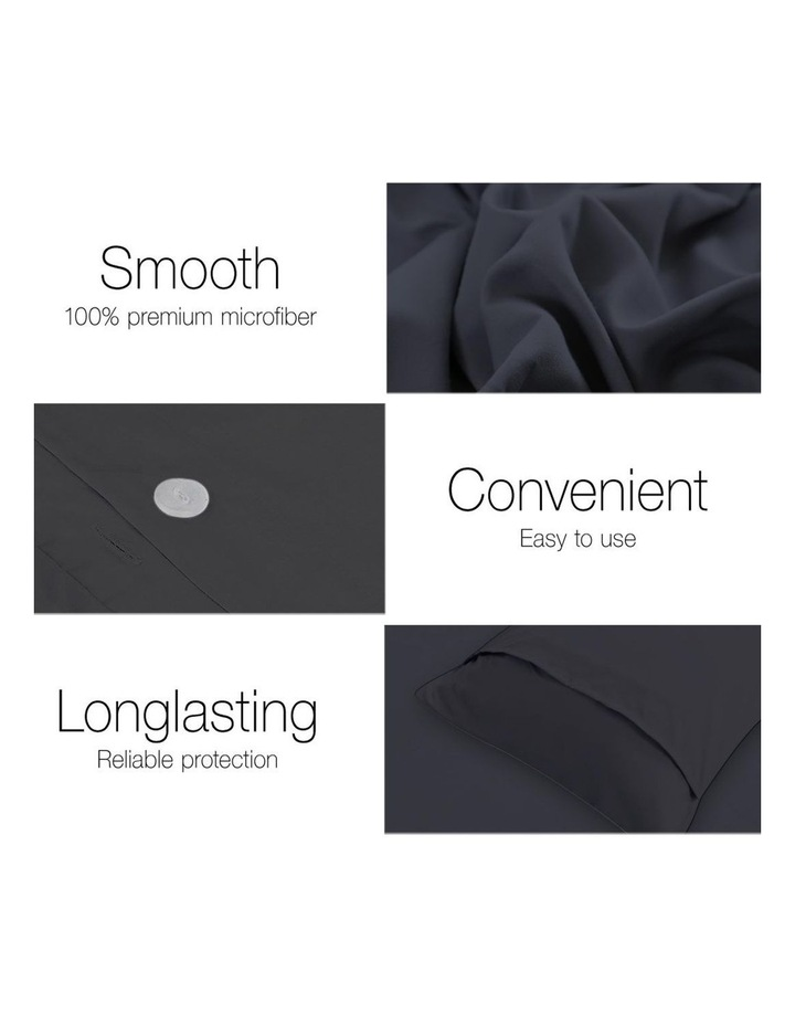 King Size Classic Quilt Cover Set image 5
