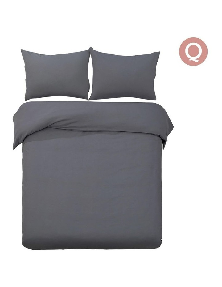 Queen Size Classic Quilt Cover Set image 1