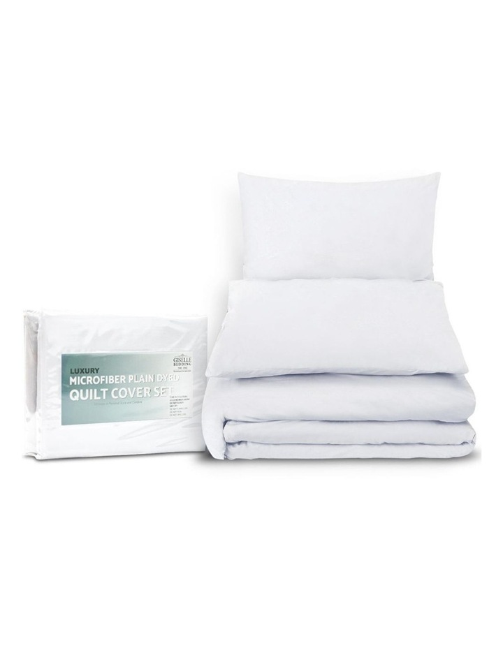 King Classic Quilt Cover Set image 1