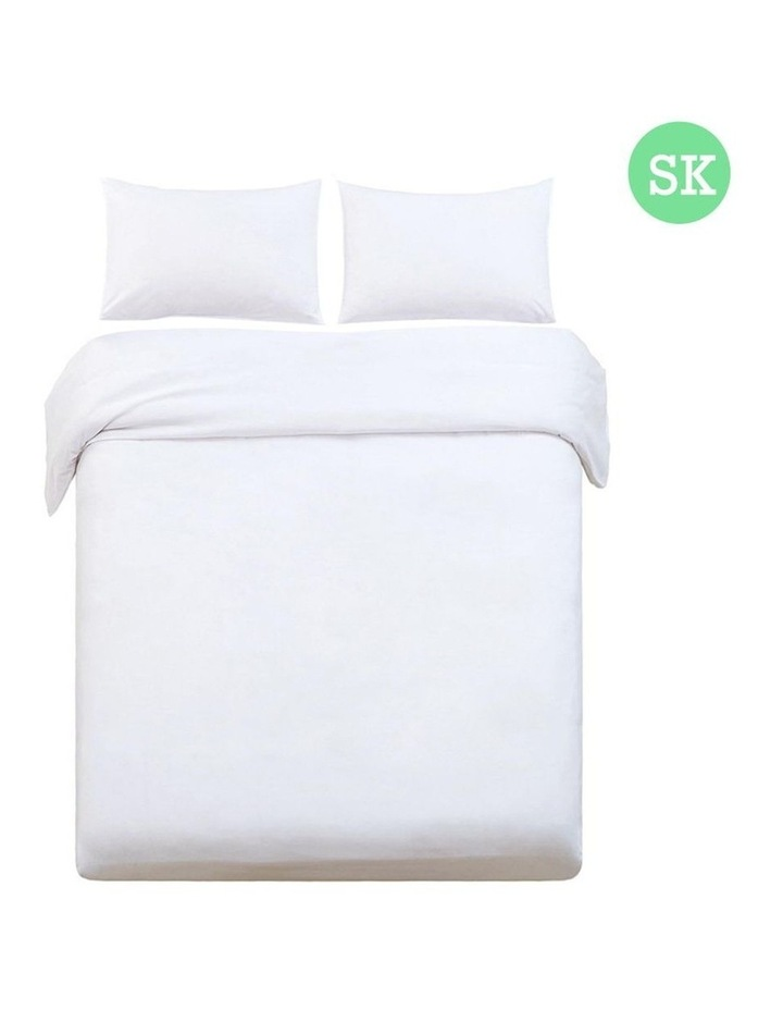 Super King Classic Quilt Cover Set image 1