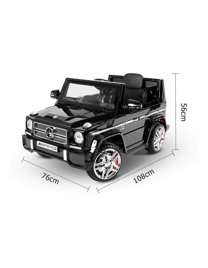 Kids Ride On Mercedes Benz G65 image 2