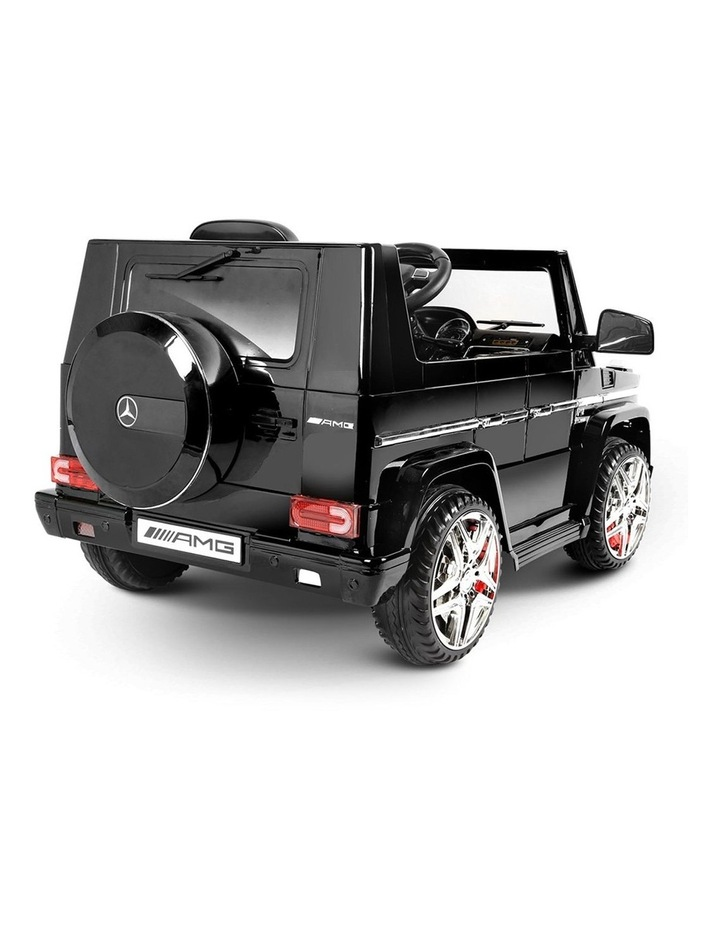 Kids Ride On Mercedes Benz G65 image 4