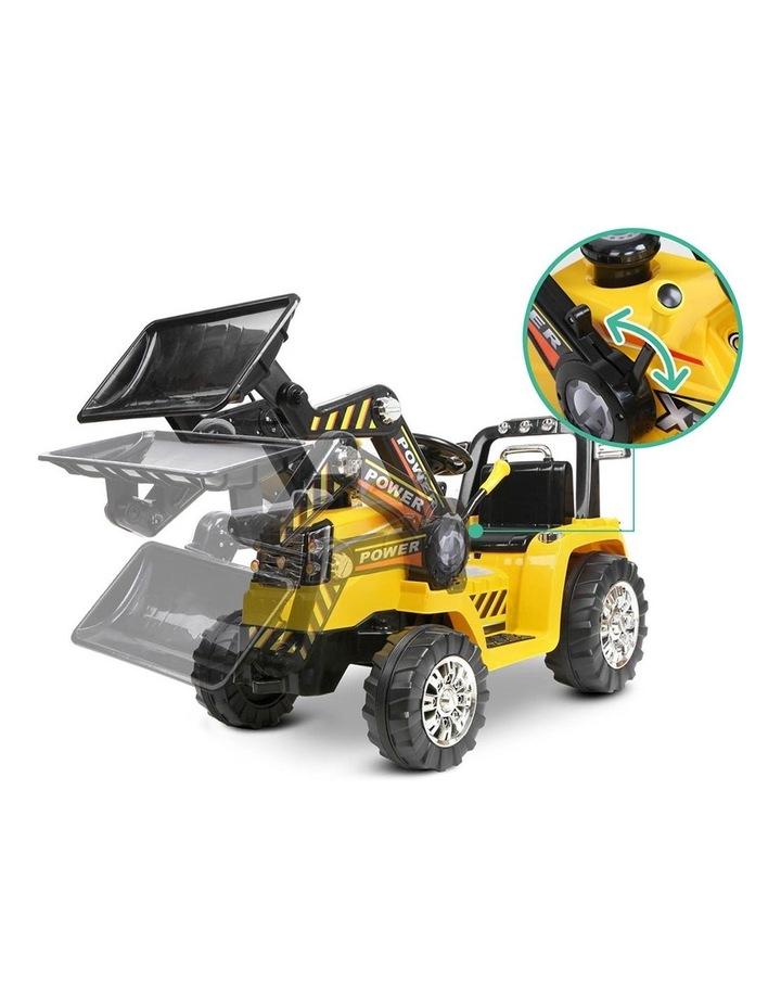 Kids Ride On Bulldozer image 4