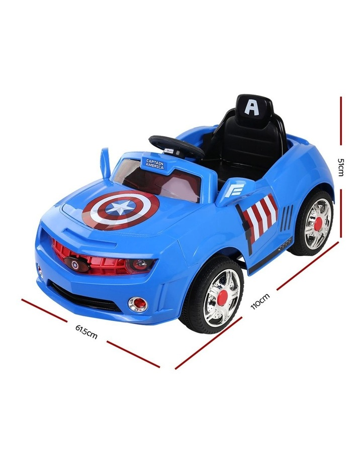 Disney Captain America Ride on Car image 2