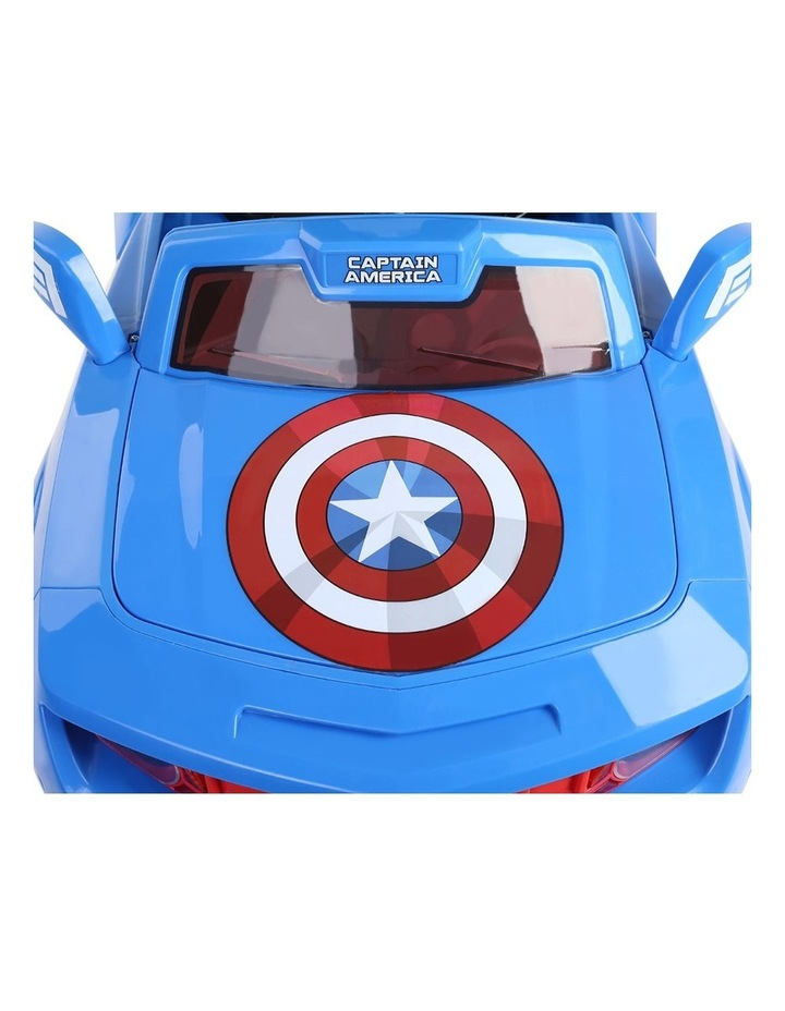 Disney Captain America Ride on Car image 3