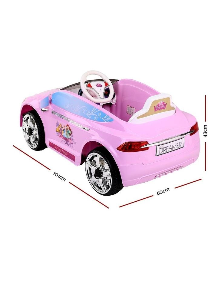 Disney Princess Ride On Car image 2