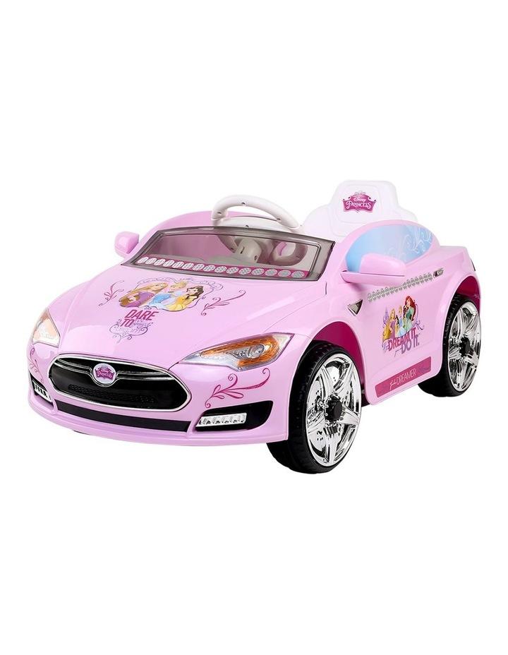 Disney Princess Ride On Car image 3