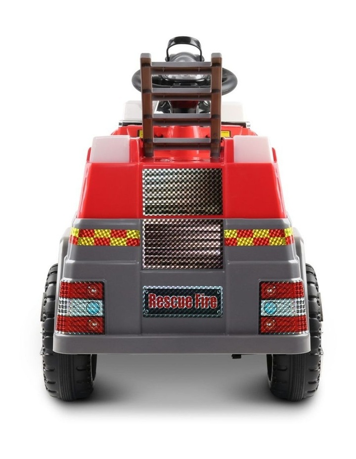 Kids Ride On Fire Truck Car image 6