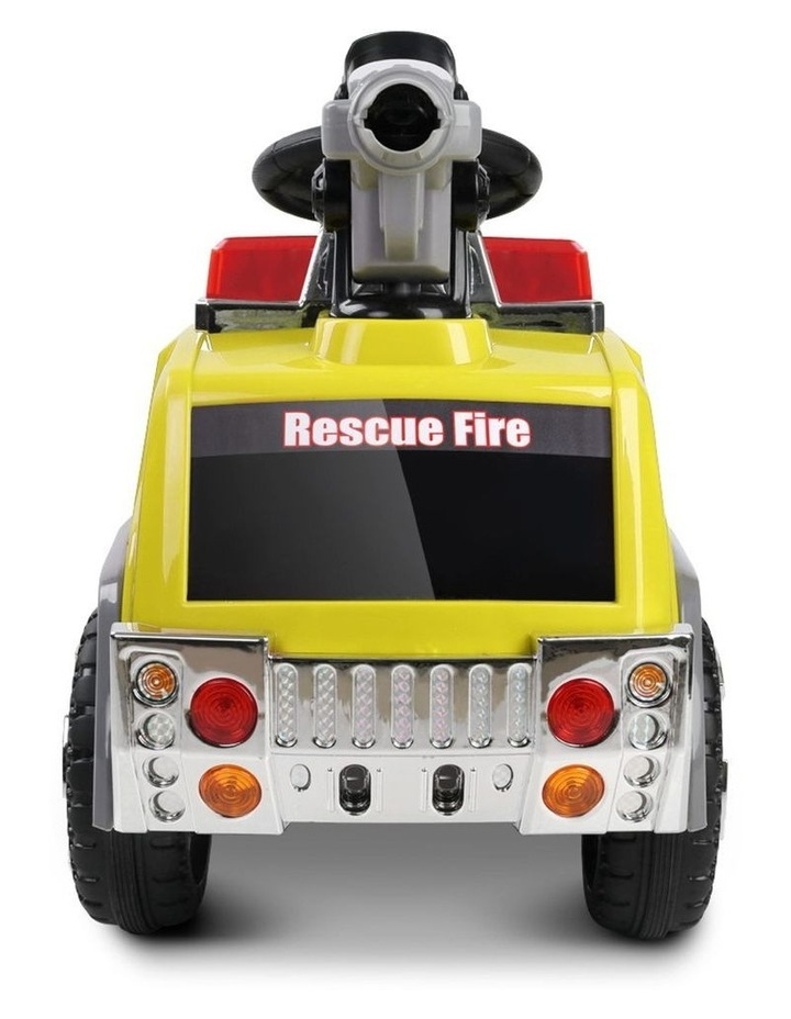 Fire Truck Electric Toy Car image 4