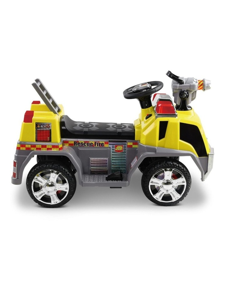 Fire Truck Electric Toy Car image 5