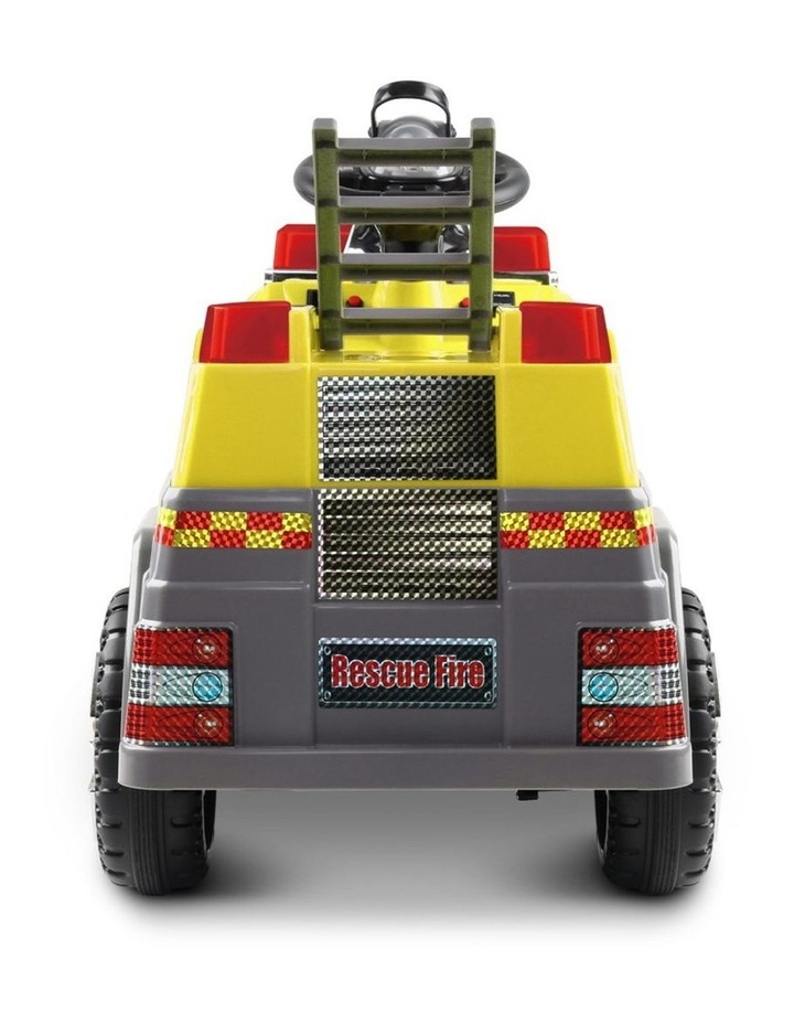 Fire Truck Electric Toy Car image 6