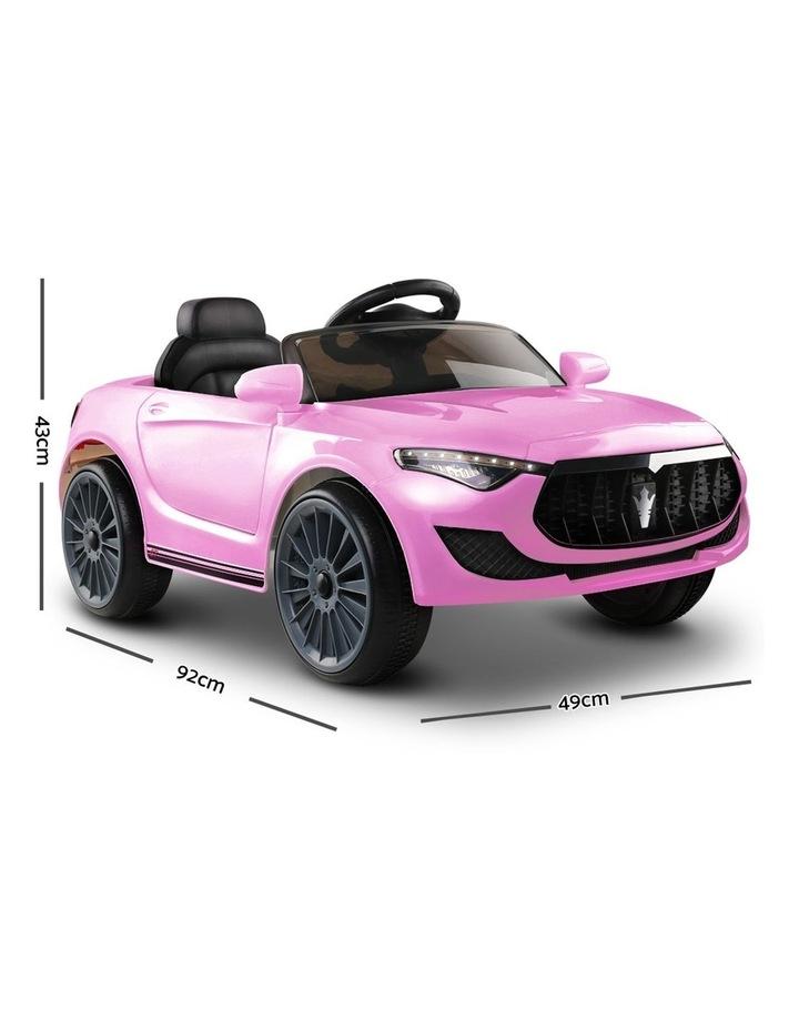 Maserati Kids Ride On Car image 2