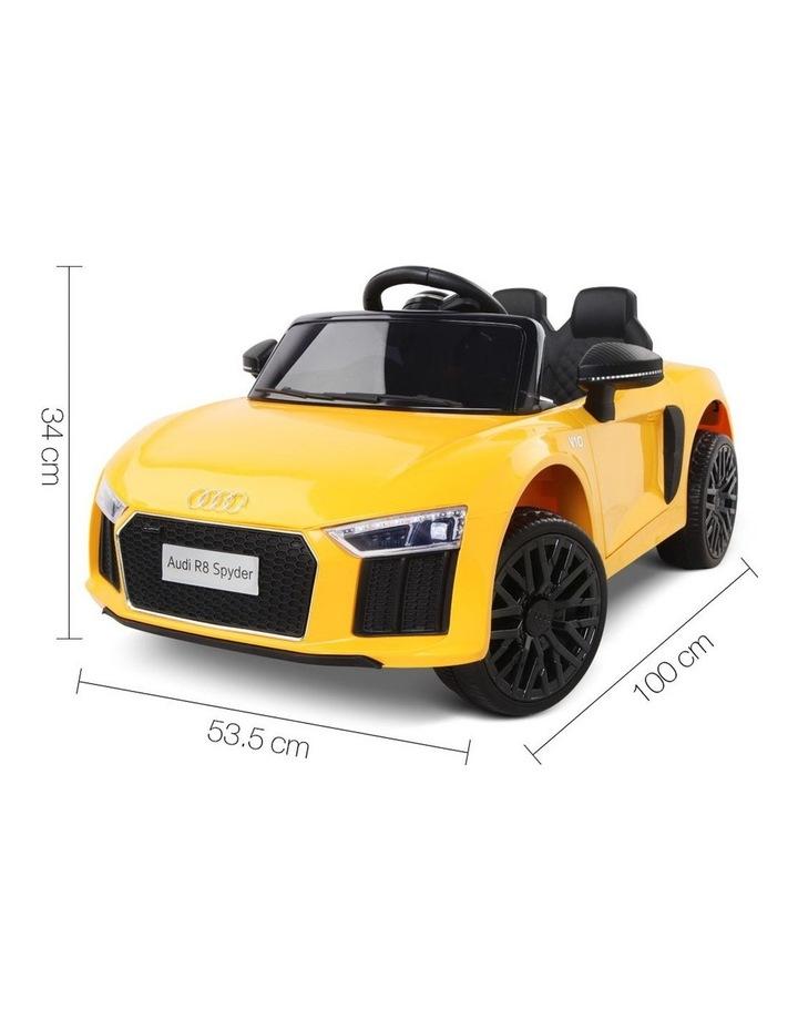 Kids Ride On Audi R8 image 2