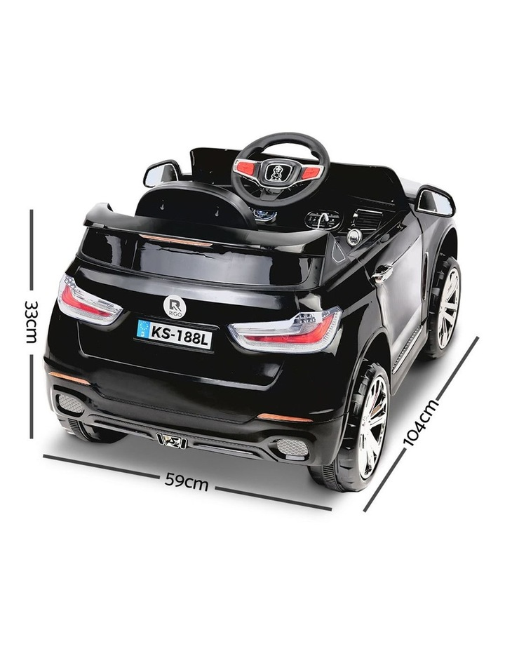 Kids Ride-On Car BMW X5 Inspired image 2