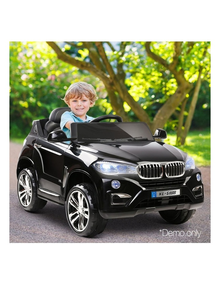Kids Ride-On Car BMW X5 Inspired image 3