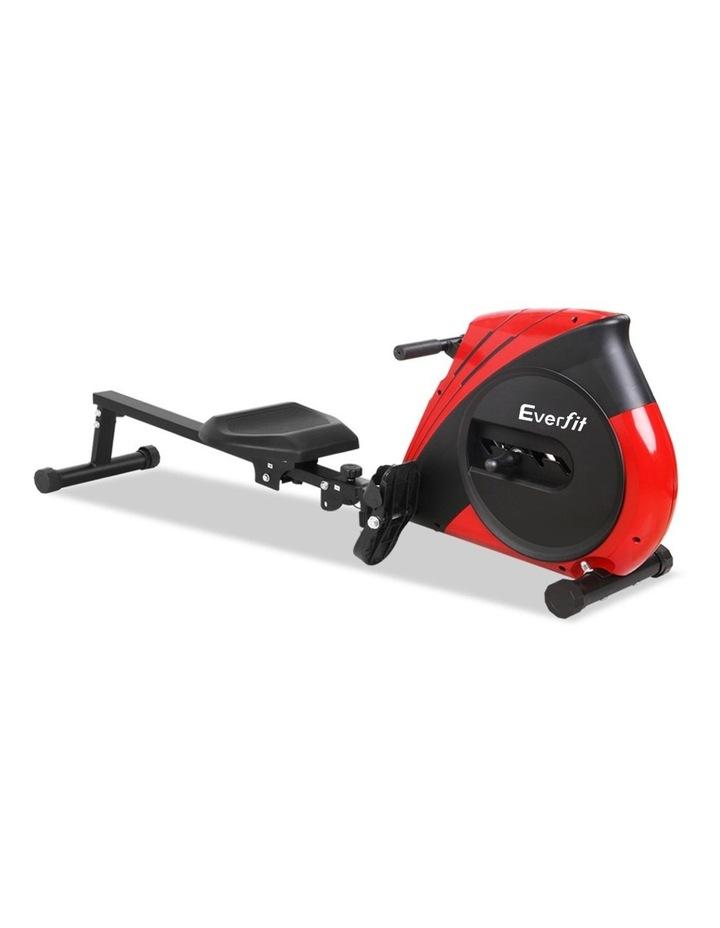 4 Level Exercise Rowing Machine image 1