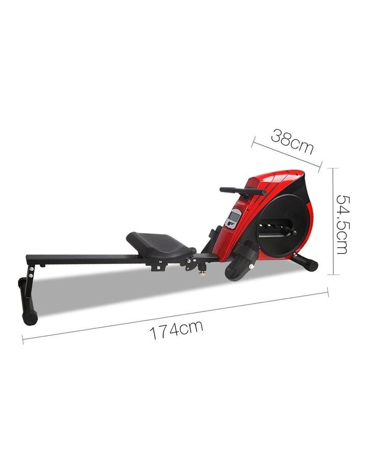 4 Level Exercise Rowing Machine image 2