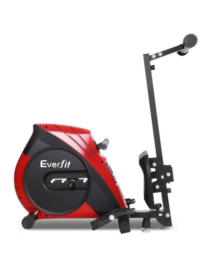 4 Level Exercise Rowing Machine image 5