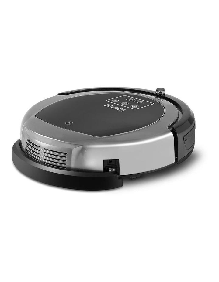 Robotic Vacuum Cleaner - Black & Grey image 5