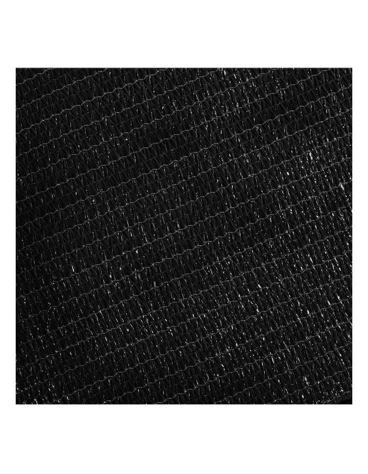 Sun Shade Sail Cloth Shadecloth 280gsm 4x6m image 5