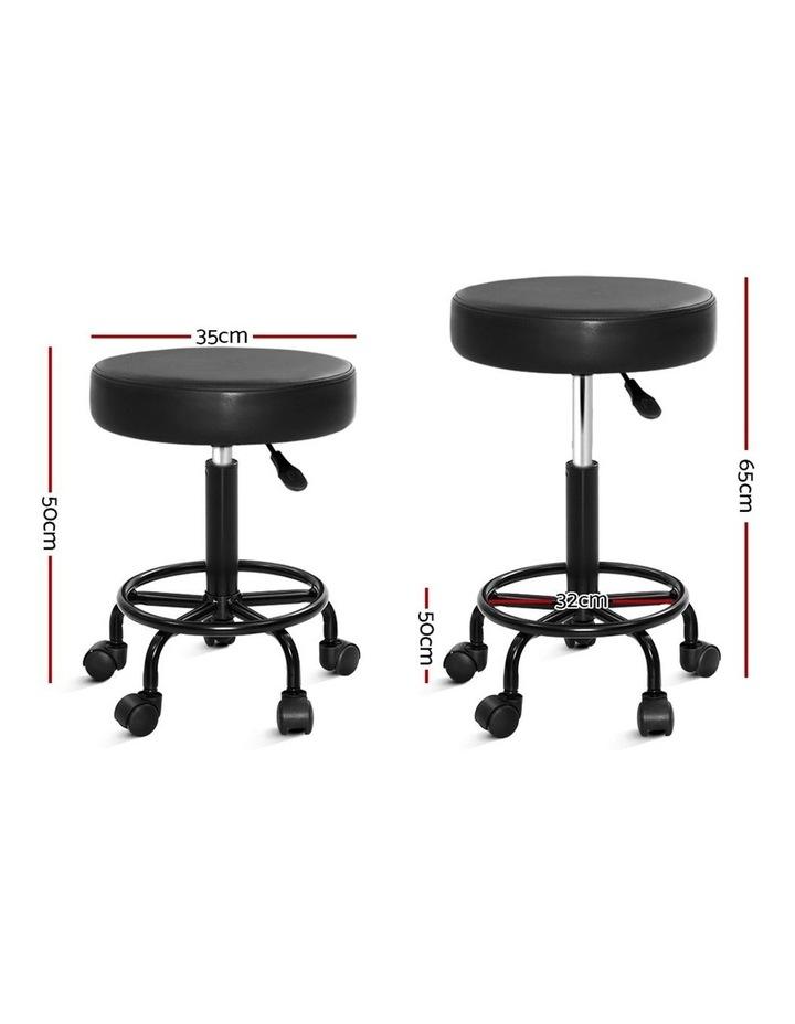 Round Salon Stool image 2