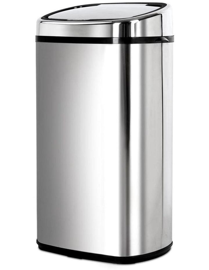 58L Stainless Steel Motion Sensor Rubbish Bin image 3