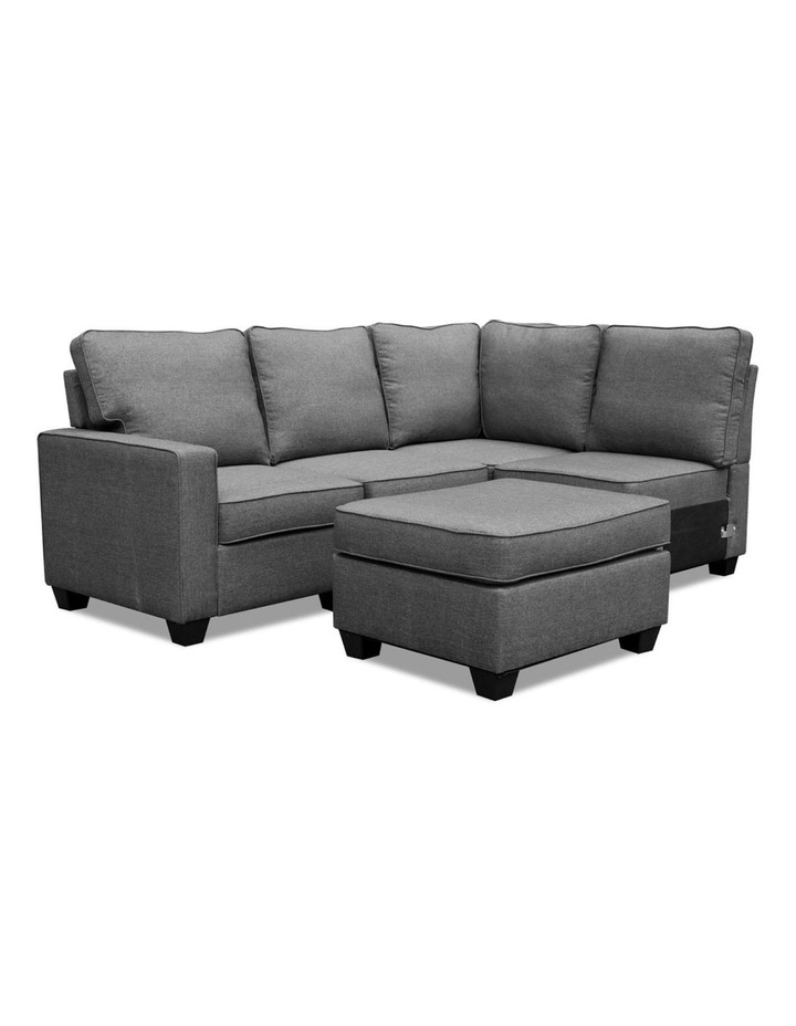 5 Seater Sofa Bed image 4