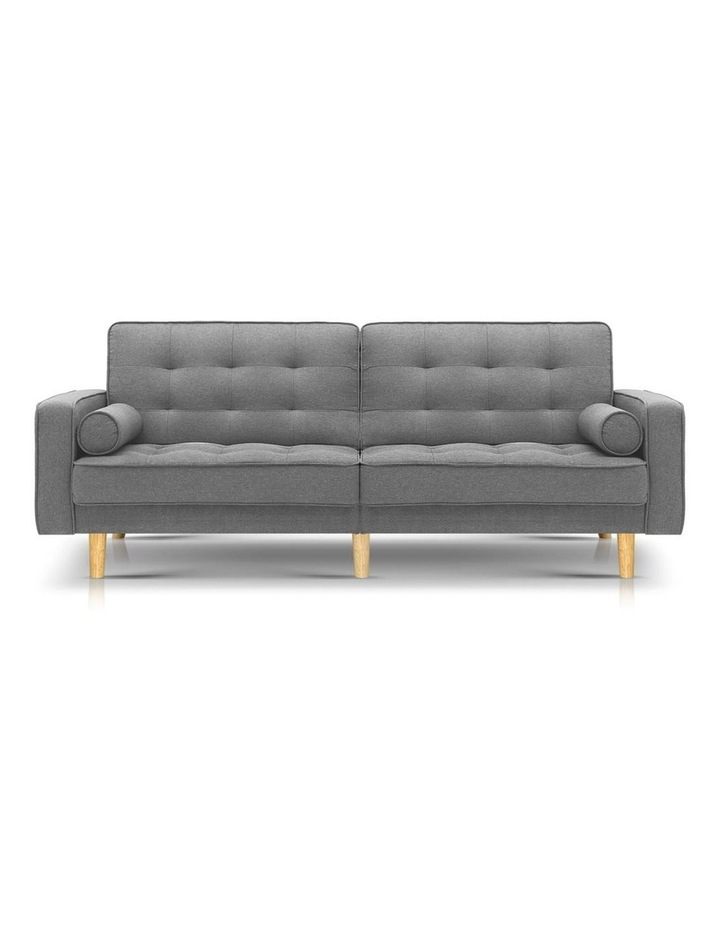 1950mm 3 Seater Sofa Bed image 1