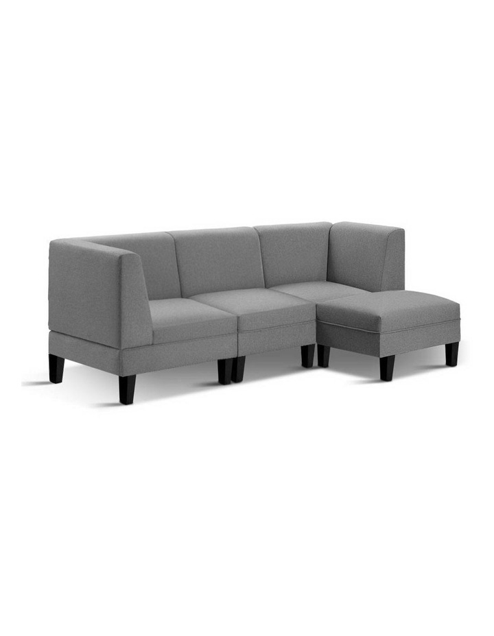 4 Seater Sofa Bed image 1