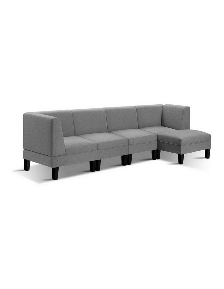 5 Seater Sofa Bed image 1