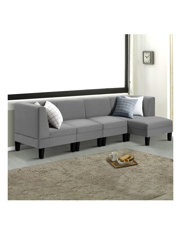 5 Seater Sofa Bed image 3