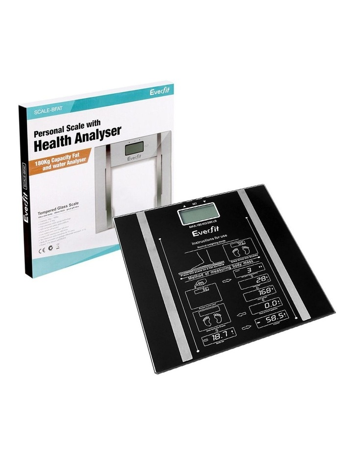 Everfit Electronic Digital Body Fat Scale image 1