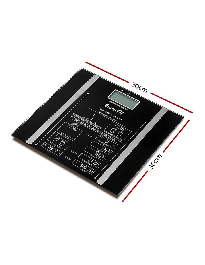 Everfit Electronic Digital Body Fat Scale image 2