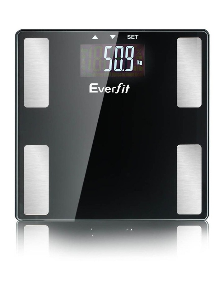 Everfit Digital Body Fat Weight Scale image 3