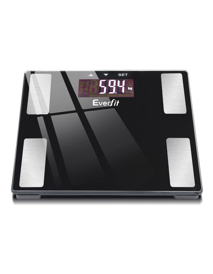 Everfit Digital Body Fat Weight Scale image 4