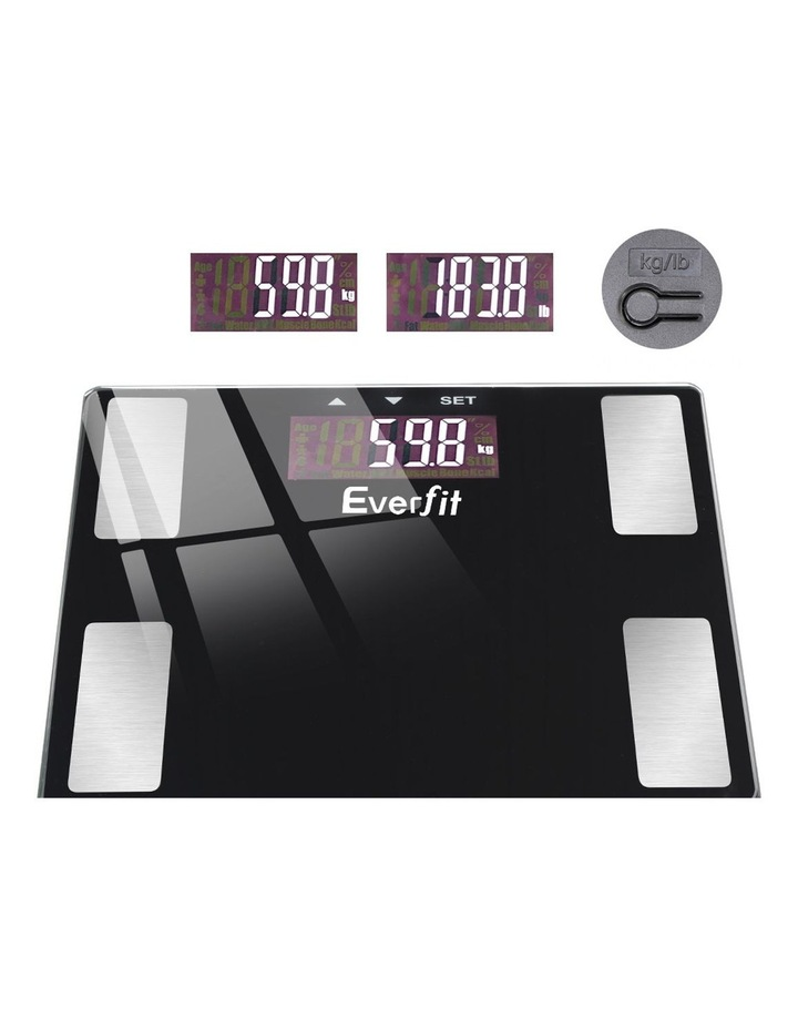 Everfit Digital Body Fat Weight Scale image 5