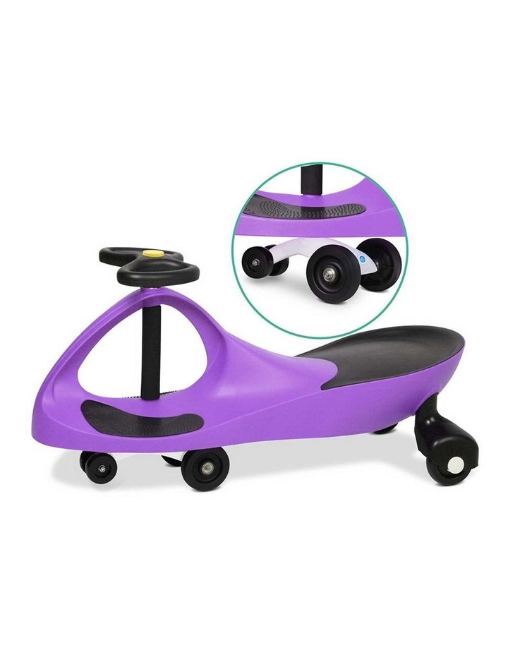 Kids Ride On Swing Car image 5