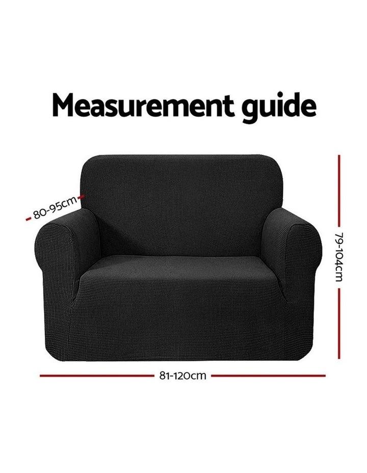 High Stretch Sofa Cover image 2