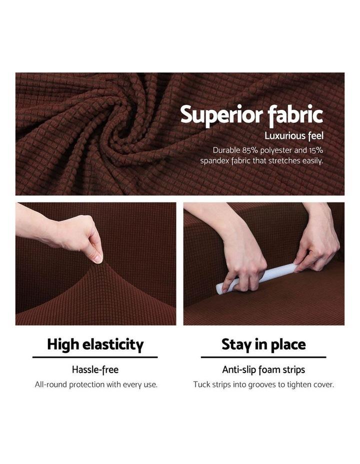 High Stretch Sofa Cover image 3