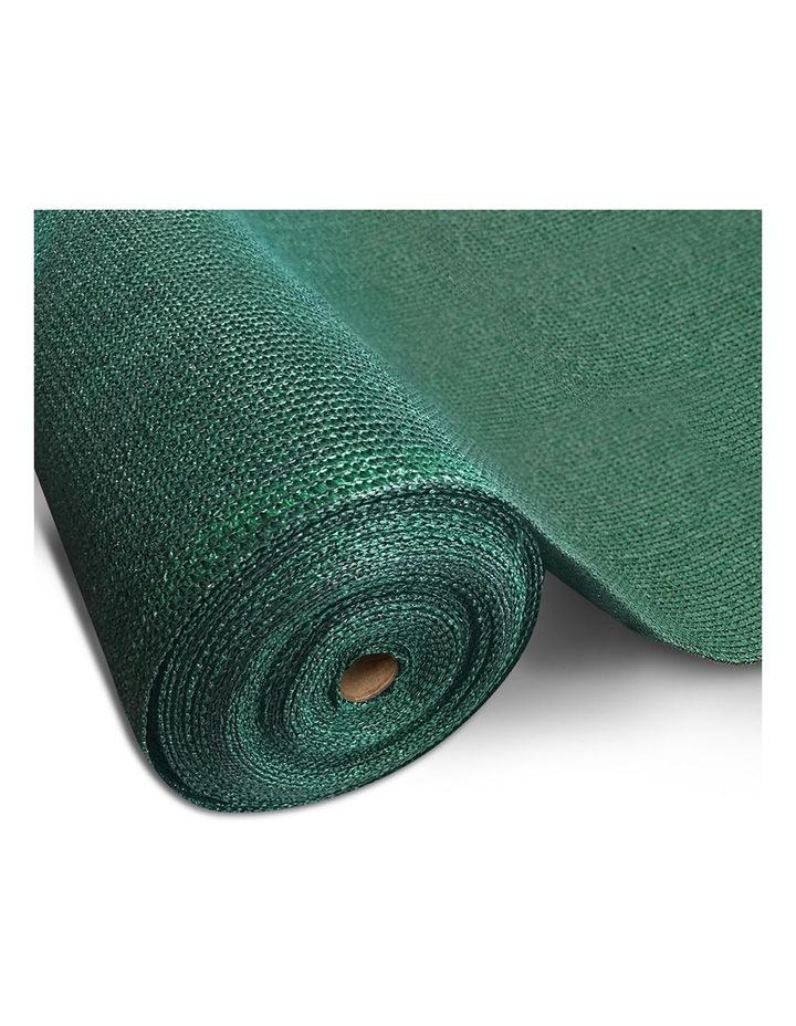 1.83 x 10m Shade Sail Cloth - Green image 1