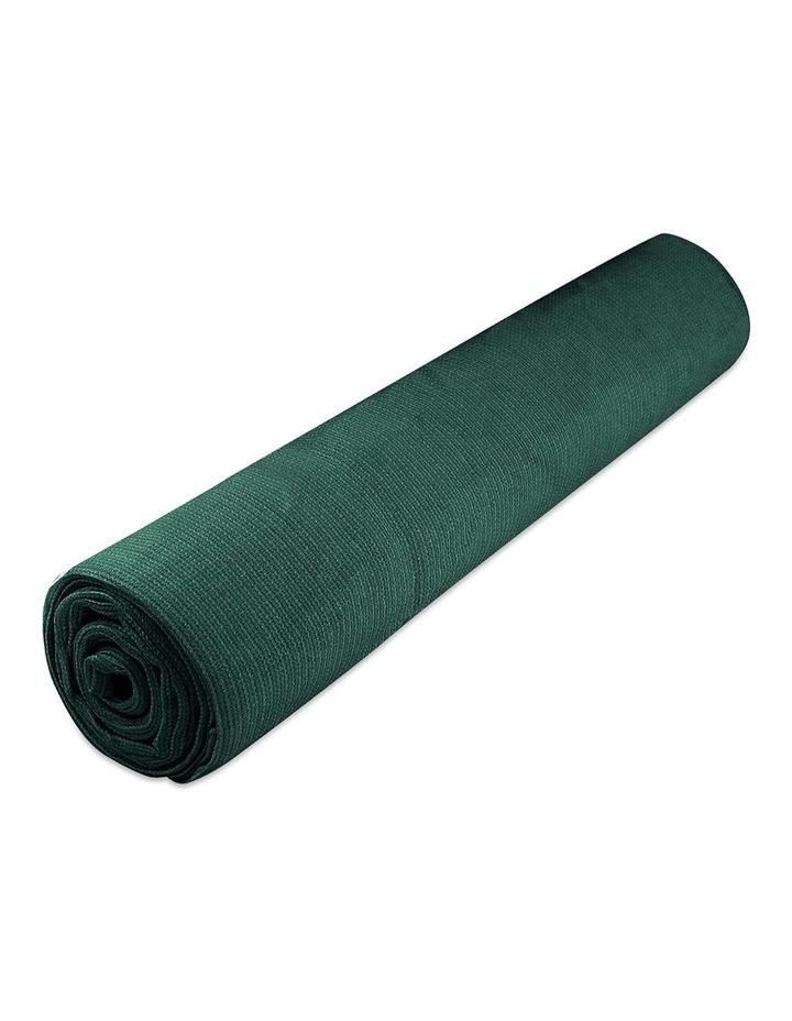 1.83 x 10m Shade Sail Cloth - Green image 3