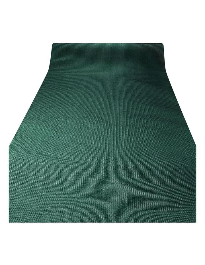 1.83 x 10m Shade Sail Cloth - Green image 4