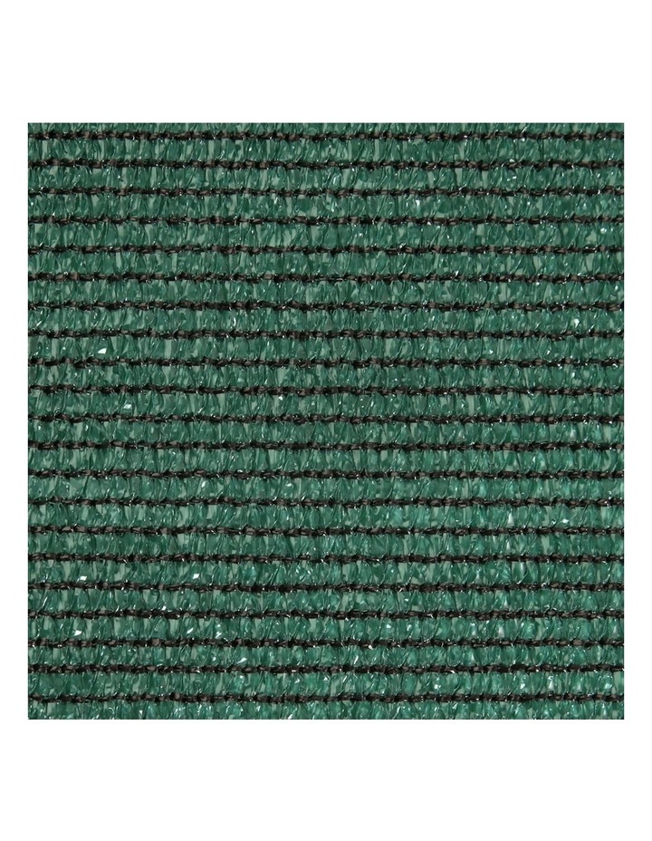 1.83 x 10m Shade Sail Cloth - Green image 5