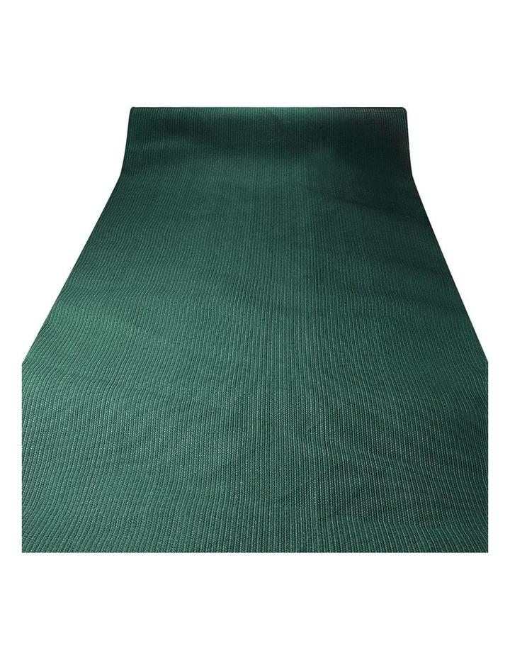 Instahut 50% Sun Shade Cloth Shadecloth Sail Roll Mesh Outdoor Green image 4
