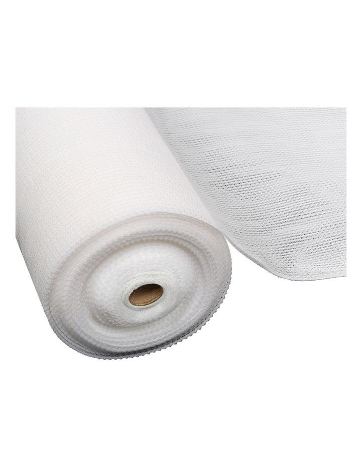 3.66x10m 50% UV Shade Cloth Outdoor White image 1