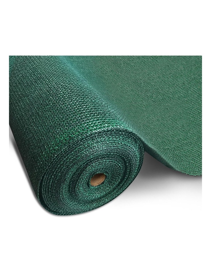 3.66 x 10m Shade Sail Cloth - Green image 1