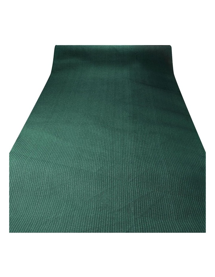 3.66 x 10m Shade Sail Cloth - Green image 4