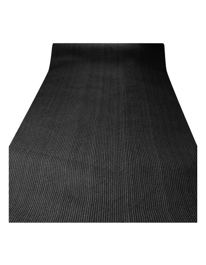 3.66 x 10m Shade Sail Cloth - Black image 4
