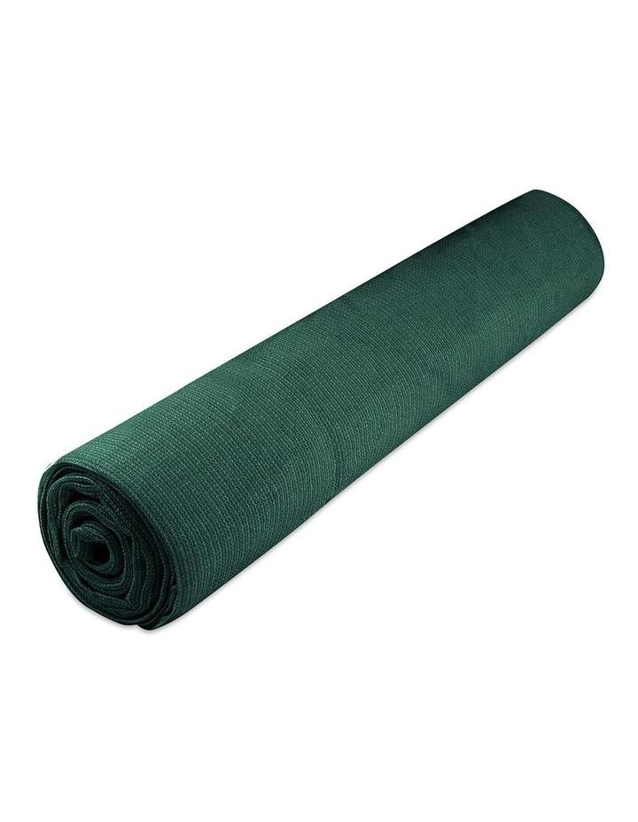 50% Sun Shade Cloth Shadecloth Sail Roll Mesh Outdoor Green Summer image 3