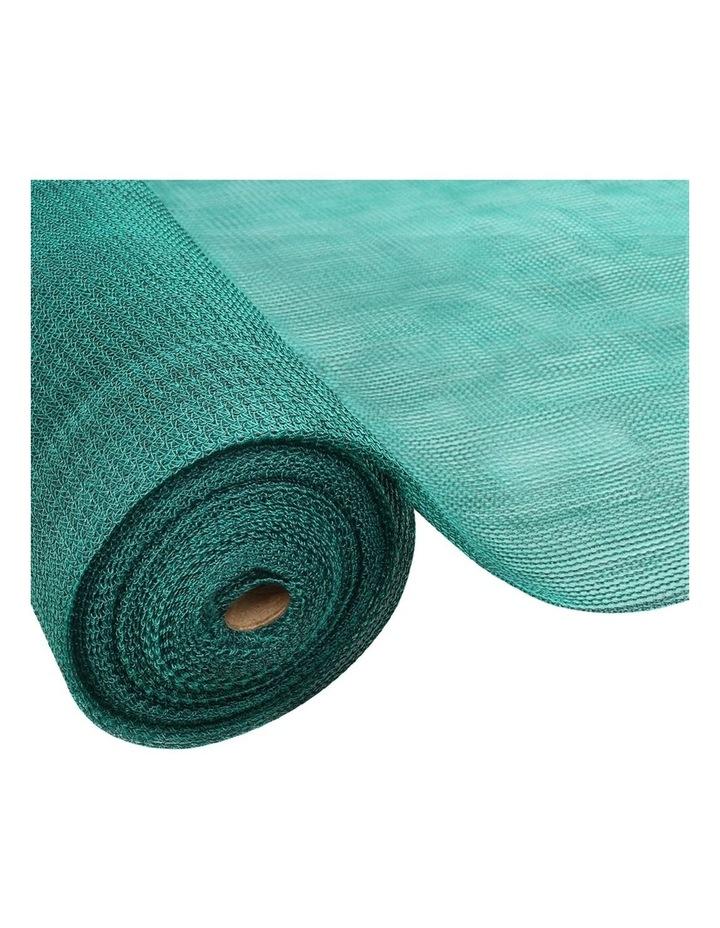 3.66x30m 50% UV Shade Cloth Outdoor Green image 1
